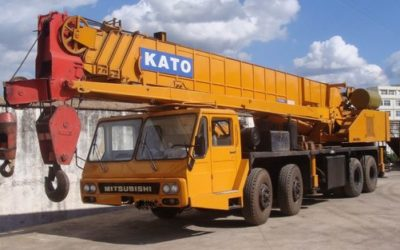 Selecting a Mobile Crane Service Company