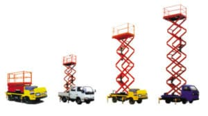 truck-mounted-scissor-lift-hire